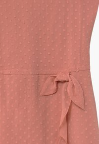 Abercrombie & Fitch - BARE WRAP RUFFLE - Day dress - ash rose - 3