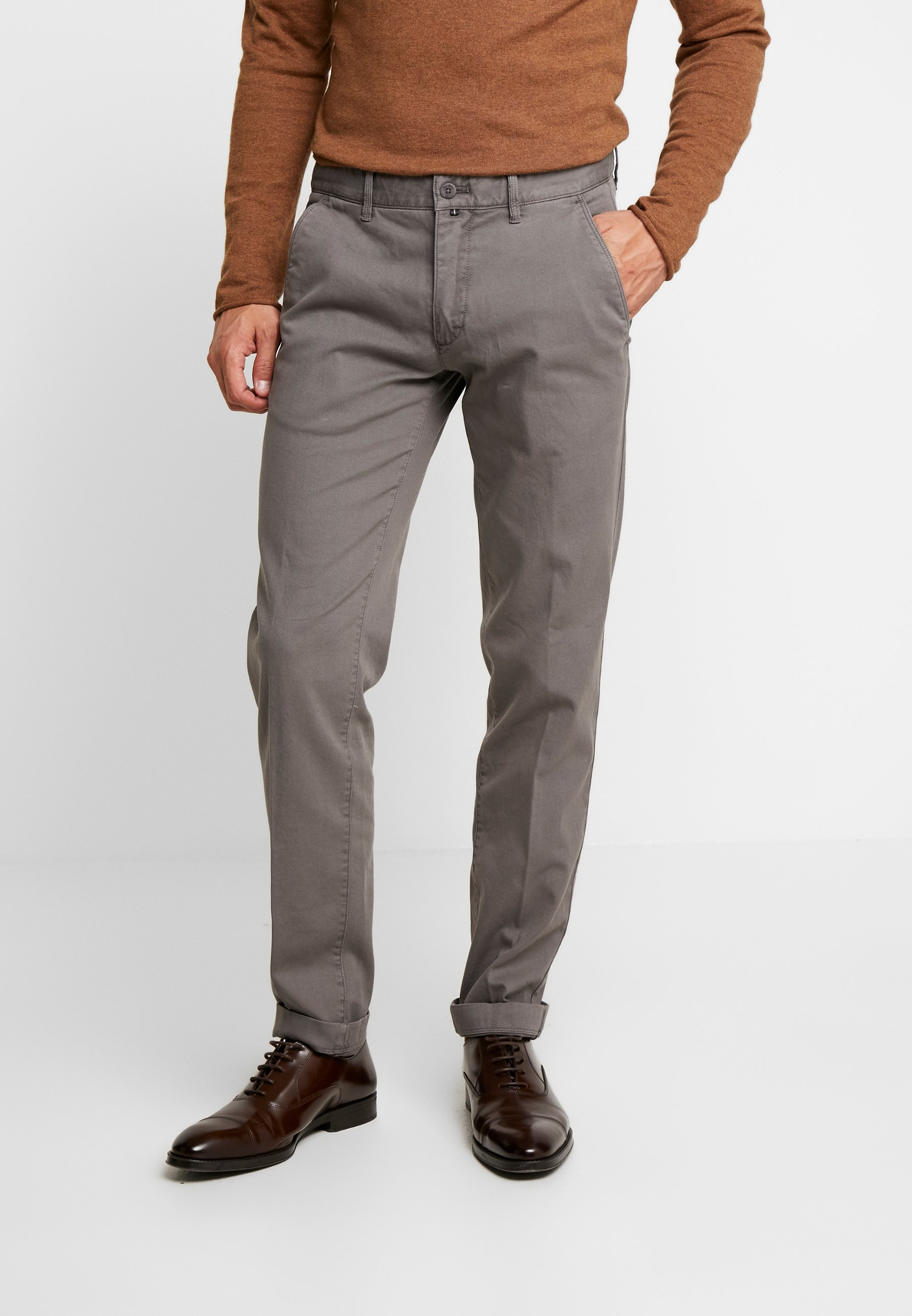 Homme DOBBY STRUCTURE - Chino