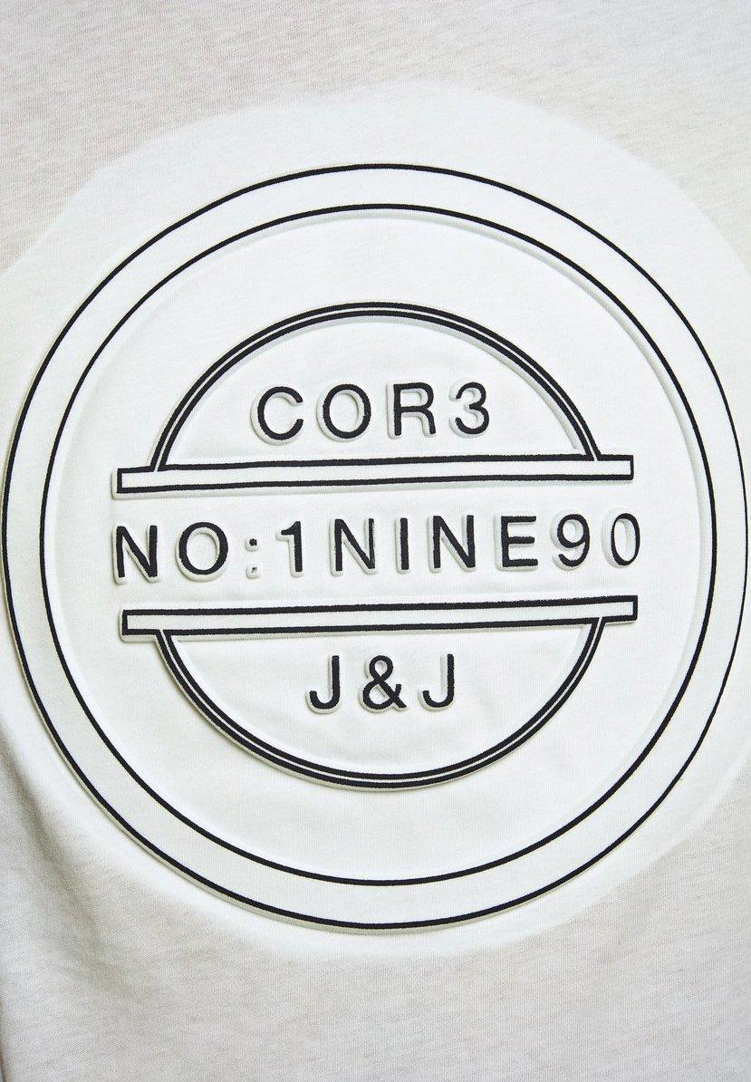 Jack & Jones Print T-shirt - white nkPiT