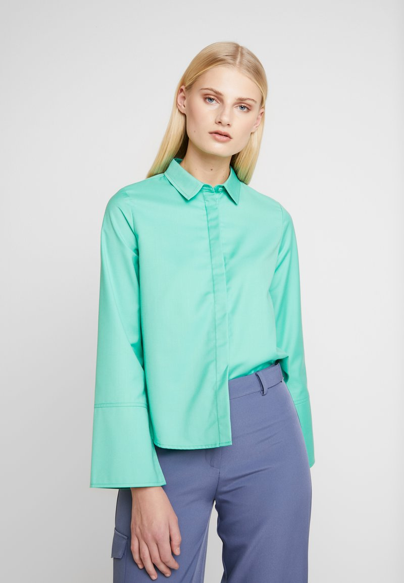 NORR - OLIVIA - Blouse - strong mint