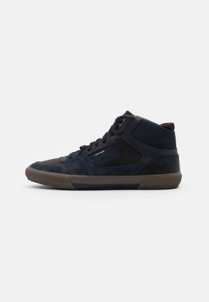 KAVEN - High-top trainers - dark blue