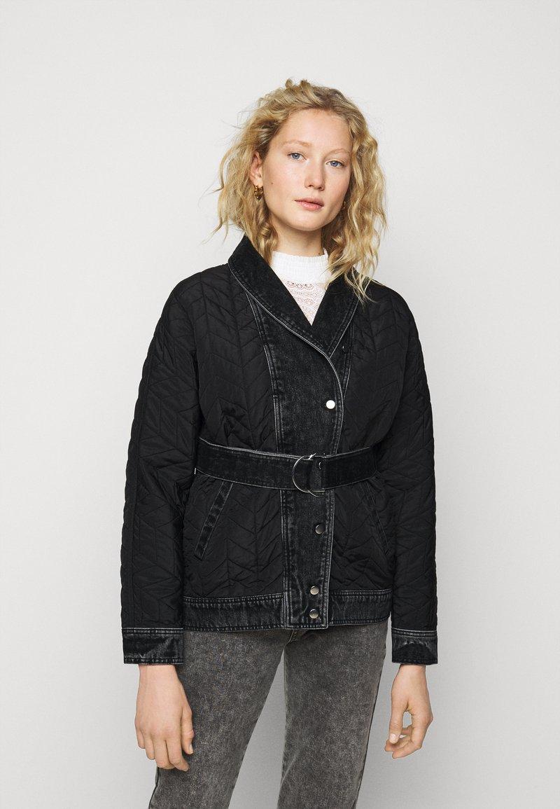 maje - GILANE - Light jacket - noir