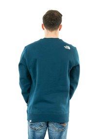 The North Face - DREW PEAK - Sweater - monterey blue - 2