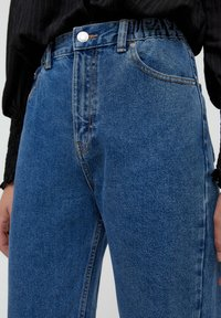 PULL&BEAR - MOM - Jeans baggy - blue - 3