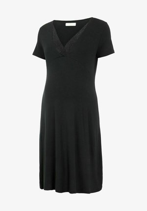 2-IN-1 - Nightie - black