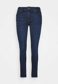 7 for all mankind - PYPER ILLUSION CODE - Jeans Skinny Fit - dark blue - 0