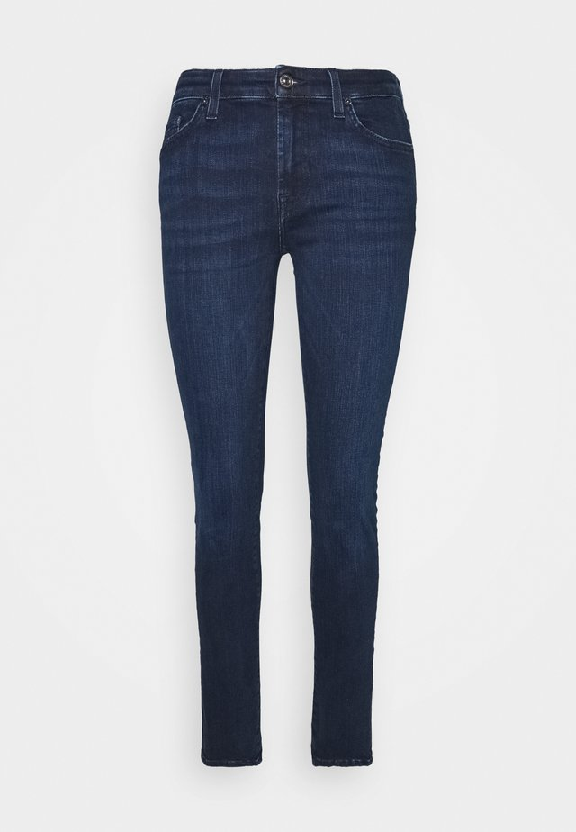 PYPER ILLUSION CODE - Jeans Skinny - dark blue