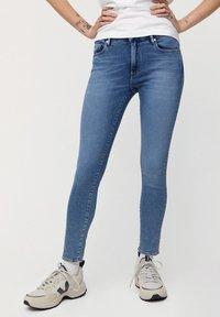 ARMEDANGELS - TILLAA X STRETCH - Jeans Skinny Fit - sky blue - 0