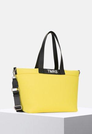 ALMIRA - Tote bag - yellow