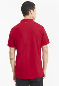 Puma - SCUDERIA FERRARI - Poloshirt - rosso corsa - 2