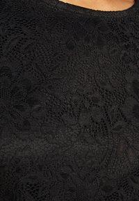 Anna Field Curvy - Blouse - black - 5