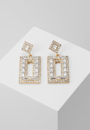 ONLBRIGHT EARRING - Orecchini - gold-coloured