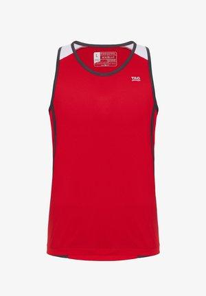 RUNNING MIAMI - Sports shirt - sporting red