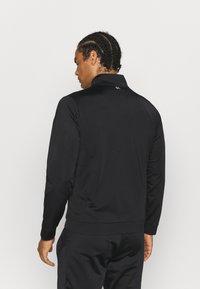 Calvin Klein Performance - TRACKSUIT - Tracksuit - black/bright white - 4
