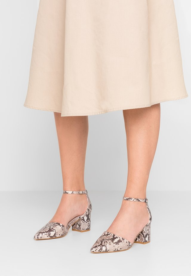 BFDIVIVED  - Pumps - beige