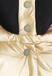 Roxy - CROSS STEPPING - Winter jacket - gold - 7