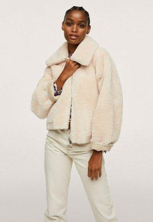 Winter jacket - écru