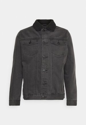 EXCLUSIVE OPUS DOT JACKET UNISEX  - Veste en jean - black