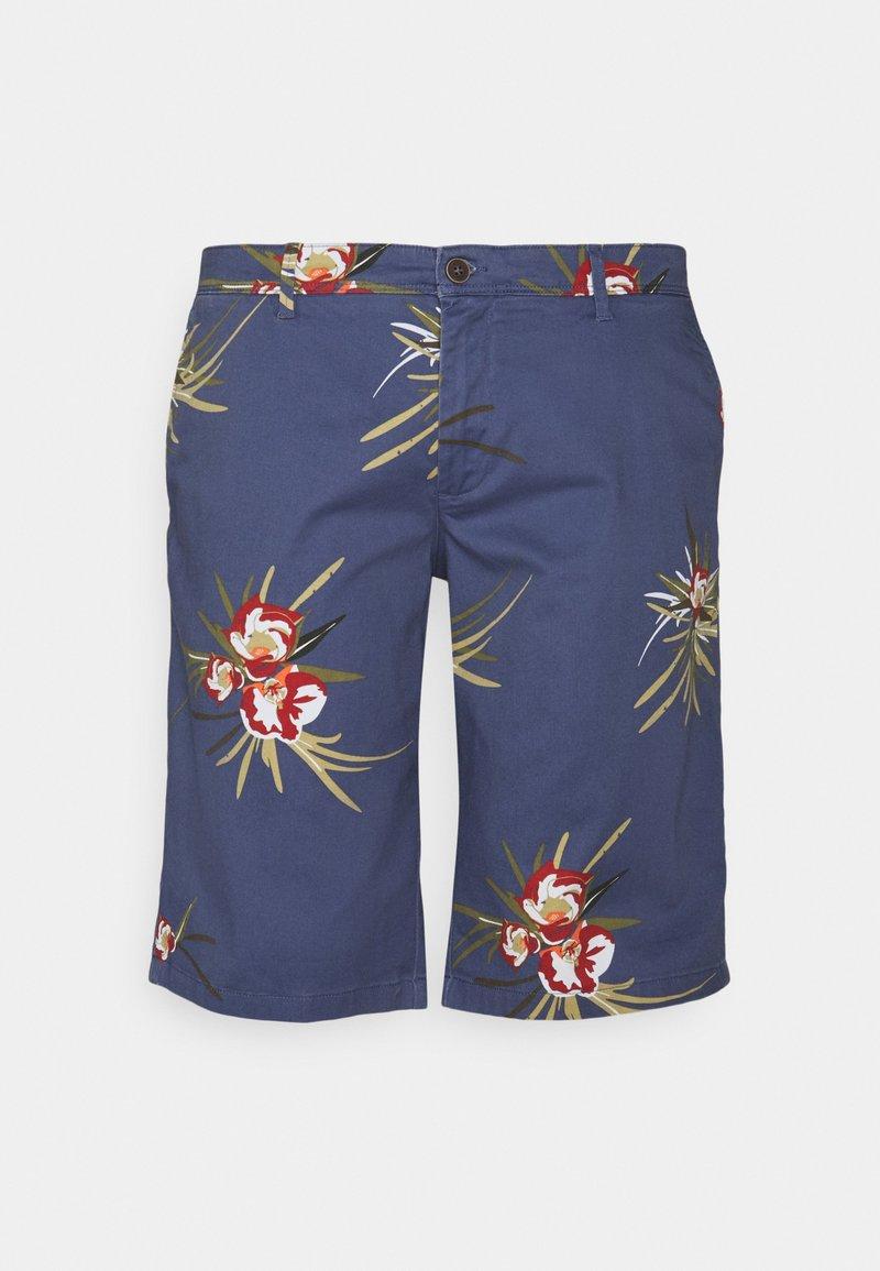 Jack & Jones - JJIBOWIE JJSHORTS - Shorts - vintage indigo
