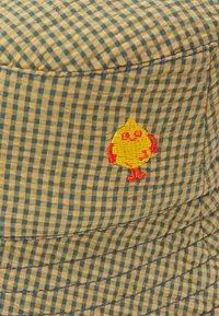 TINYCOTTONS - BUCKET HAT - Hat - sand/iris blue - 3