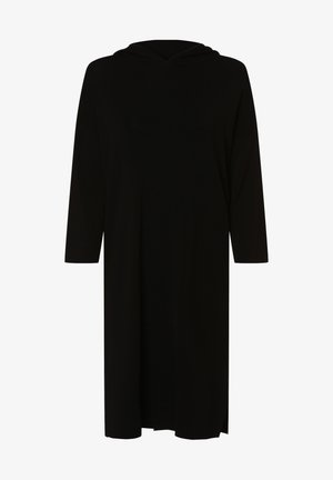 QODO - Jumper dress - schwarz