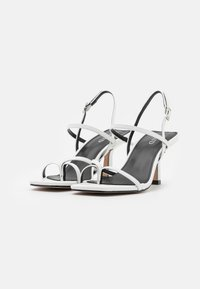 RAID - SAWYER - T-bar sandals - white - 2