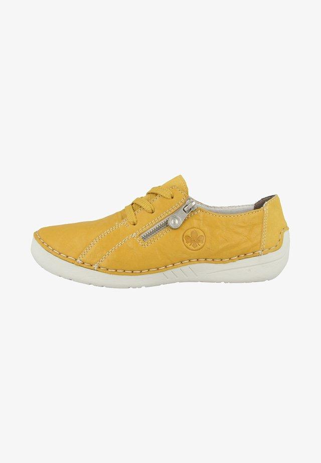 Derbies - yellow