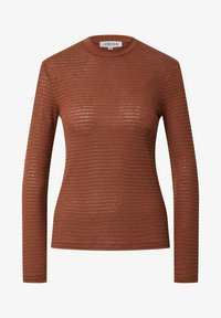 EDITED - AZALEA - Long sleeved top - braun - 4