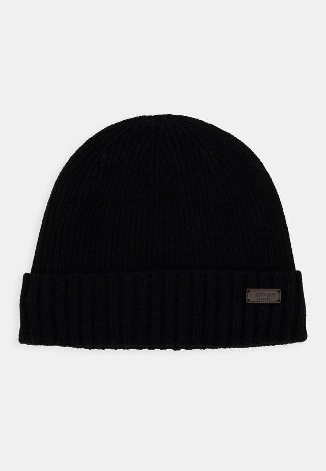 CARLTON BEANIE UNISEX - Bonnet - black