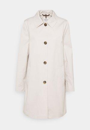 CAR COAT - Klasický kabát - cream beige