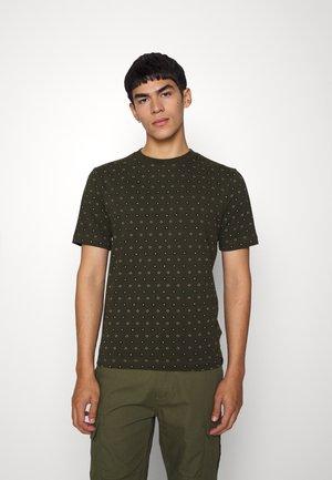 ORGANIC  - Basic T-shirt - dark green