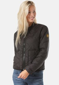 Element - NORTHWOODS  - Bomber Jacket - black - 0