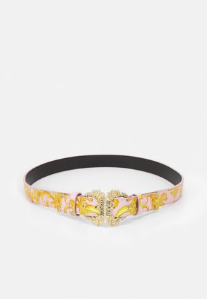 DOUBLE BAROQUE BUCKLE - Belt - multicoloured