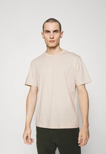 SINGLE CLASSIC TEE - Basic T-shirt - ivory