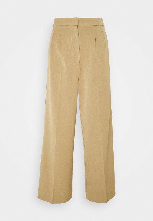 ENLEXINGTON PANTS  - Trousers - ermine
