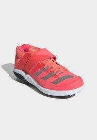 adidas Performance - ADIZERO JAVELIN SPIKES - Spikes - pink - 2