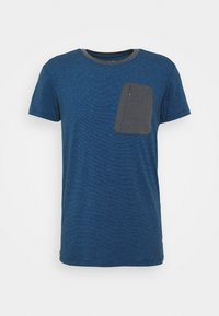 Icepeak - MUNDEN - Print T-shirt - navy blue - 0