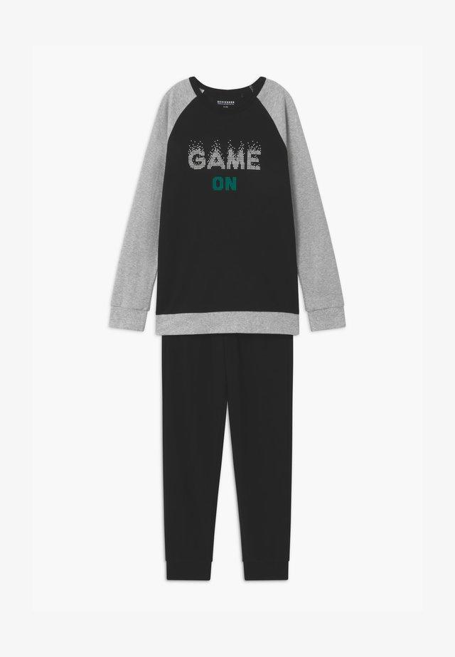 TEENS SET - Pijama - schwarz