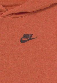 Nike Sportswear - REGRIND UNISEX - Felpa con cappuccio - light sienna - 2