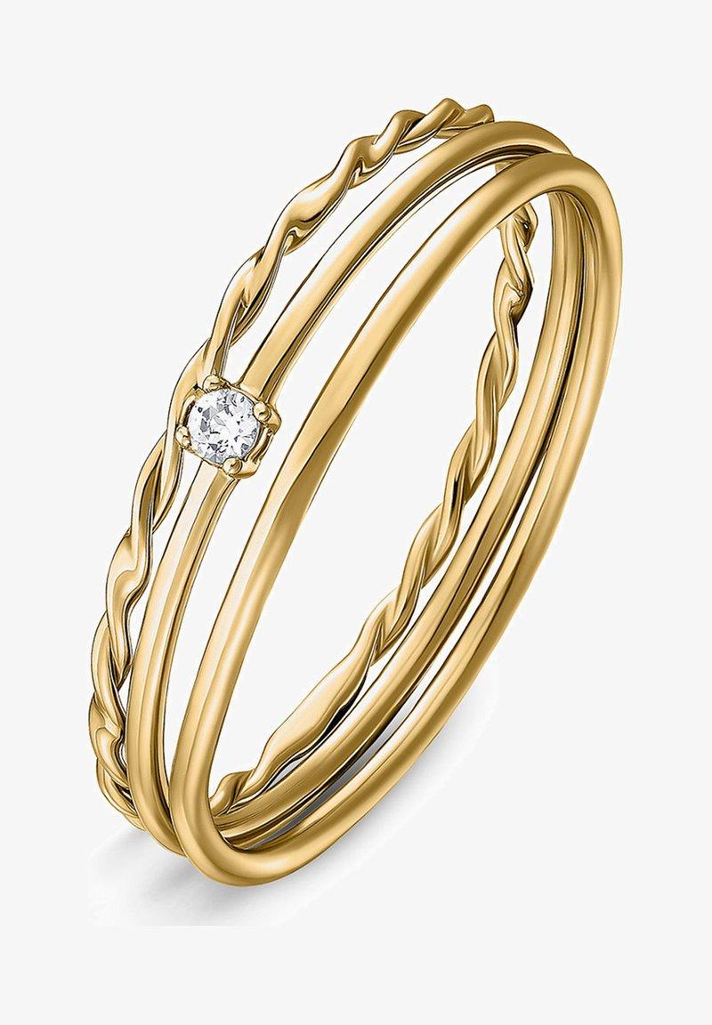 QOOQI - Ring - gold