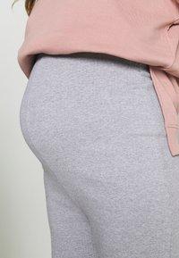 Missguided Maternity - MATERNITY TROUSER - Kalhoty - grey - 4