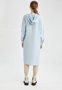 DeFacto - Sudadera con cremallera - blue - 2