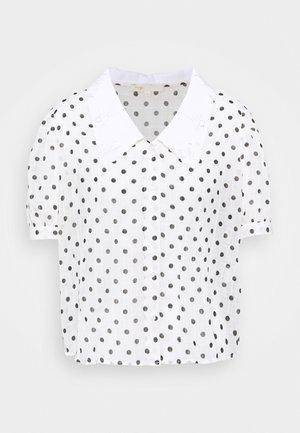 COISO - Bluser - blanc