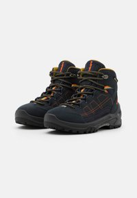 Lowa - APPROACH GTX MID JUNIOR UNISEX - Hiking shoes - navy - 1