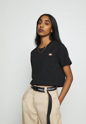 ELLENWOOD - Basic T-shirt - black