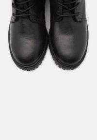 Zign - Zimní obuv - black - 5