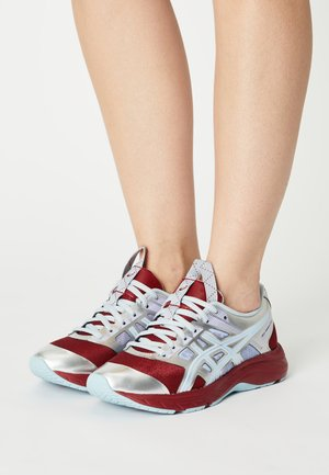 GEL-CONTEND 5 CURATED BY KIKO KOSTADINOV STUDIO AND THE ASICS SP - Trainers - beet juice/pure silver