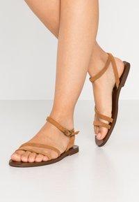 Zign - Sandales - camel - 0