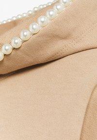 Pinko - ACTORS FELPA - Sweatshirt - beige asinello - 2