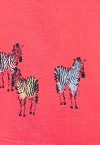 Name it - NBMJEFIKO 2 PACK - Print T-shirt - calypso/coral - 5